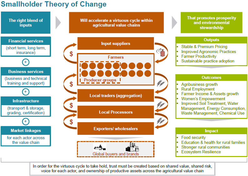 Smallholder Theory of Change